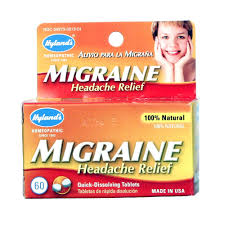 how to cure a migraine fast