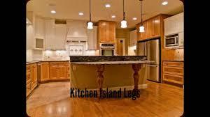 Kitchen Island Furniture Kitchen Island Legs Kitchen Island Furniture Youtube