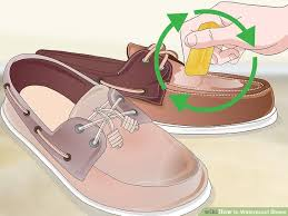 image titled waterproof shoes step 16