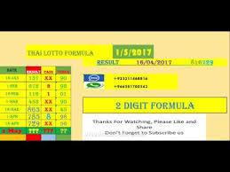 Thai Lottery Result 1970