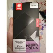 Отзывы о <b>Защитное стекло Ainy</b> Xiaomi Redmi 4X 0.33mm