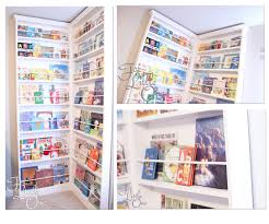 Corner Bookcase Plans Ana White Corner Bookshelf Diy Projects