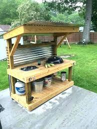 diy outdoor grill outdoor grill ideas simple outdoor kitchen best simple outdoor kitchen ideas on outdoor