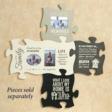 puzzle wall art stunning design puzzle piece wall decor family art for the home