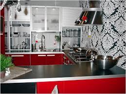 Luxury Red Kitchen Accessories Ideas