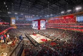 Kaiser Permanente Arena Seating Chart Atlanta Hawks Arena Renovation Erases Notion Of Seats And