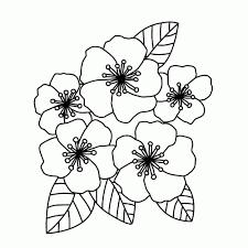 Goed Tekeningen Bloemen Vlinders Kleurplaat 2019
