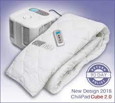 heating cooling mattress pad. Modren Mattress ChiliPad Cooling Mattress Pad Authorized Retailer Since 2008 ChiliPad Cube  20 Is A Revolutionary Heating Andor Cooling System Designed To Regulate The  And Heating E