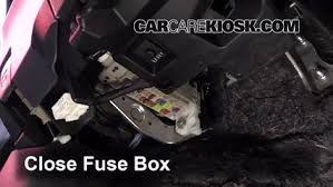 interior fuse box location 2012 2016 toyota yaris 2012 toyota toyota auris hybrid fuse box at Toyota Auris Fuse Box Location