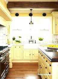 yellow kitchen color ideas. Light Yellow Kitchen Walls Color Ideas Best . I