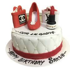 Designer Cakes For Girls Online Cheap Price Yummycake