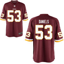 Jersey Redskins - Shop Apparel Daniels Steven Jerseys