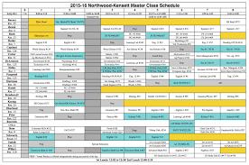 Elementary School Master Schedule Maker Website Templates