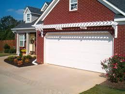 building a diy garage pergola