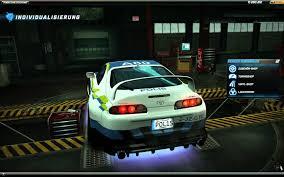 Need For Speed: World - Toyota Supra