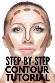 how to contour your face correctly a step by step guide makeup application makeup brushes and contours