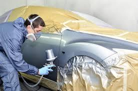 auto paint job