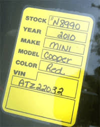 Stock Number Dick Smith Automotive Group Inc