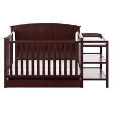 steveston 4 in 1 convertible crib and changer with drawer storkcraft cribs