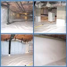 DIY Crawlspace Encapsulation | Remodling Homes | Pinterest | Crawl ...