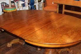 amazing large antique oak pedestal dining table at 1stdibs inside antique oak pedestal dining table popular