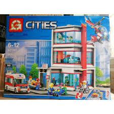 mô hình thành phố