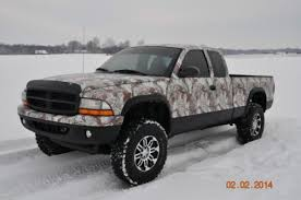 camo dodge trucks 2014 lifted. 1997 dodge dakota base extended cab pickup 2door 52l lifted camo wrapped trucks 2014