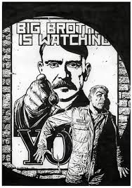 Was Orwell s      a part of the plot to enslave humanity      The