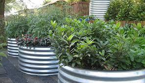 metal raised garden beds stone raised garden beds