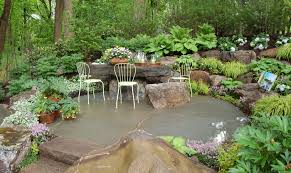 Decorative Stones For Flower Beds Flower Bed Ideas With White Rocks Flowers Ideas