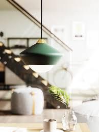 nordic lighting. Bright-moon-green Nordic Lighting