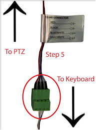ivigil technical support faq ptz camera wiring and setup setting