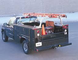 Utility Rack - for Utility Truck Beds - Graham Solutions