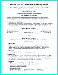 Cal Poly Resume Examples College Freshman Resume Template Best Of Resume Template For College