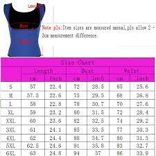 Feelingirl New Women Neoprene Shapewear Push Up Vest Waist