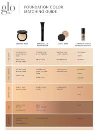Foundation Match Chart Younique Foundation Color Match Chart Www