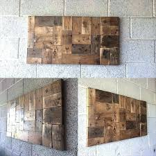 wood pallet wall decor ideas pallets on wall pallet wood wall art simple wood pallet wall