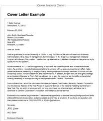 How To Write A Cover Letter For A Job Application Examples 2018