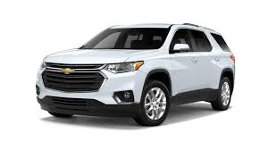 2018 chevrolet traverse vehicle photo in nappanee in 46550