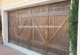 wood garage doorSectional Wooden Garage Door Panels Sale  Buy Garage Door Panels