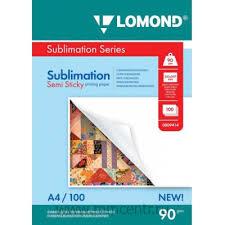 Купить <b>Фотобумага LOMOND</b> (<b>A4</b>, <b>90г/м2</b>, 100л ...