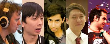 dota 2 features top 5 mid laners going to the international 5