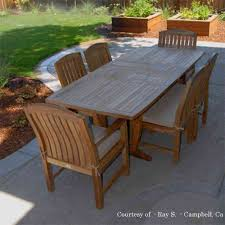 stunning furniture fetching white aluminum chair outdoor set patio round outdoor dining table