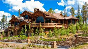16 astonishing log home designs and plans photo slideshow luxury mountain