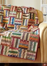 A nice easy first quilt | Quilting | Pinterest | Nice, Scrappy ... & A nice easy first quilt Adamdwight.com