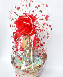 Gift Basket Wrapping Ideas Gift Wrapping Basket Hampers Adds Value To Packaged Gifts Diy