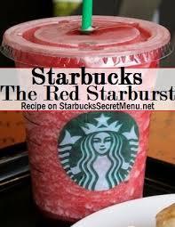 starbucks drinks secret menu. Plain Starbucks Starbucks Secret Menu The Red Starburst For Drinks Menu E