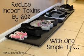 Ashley's Green Life: Reduce Indoor Toxins By 60% With One Tip...