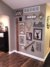 rustic elements furniture. Gallery Wall Ideas Rustic Gorgeous Neutral Hallway With Elements  Homeland Season 7 Episode Furniture N
