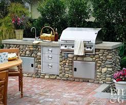 Patio Kitchen Designs